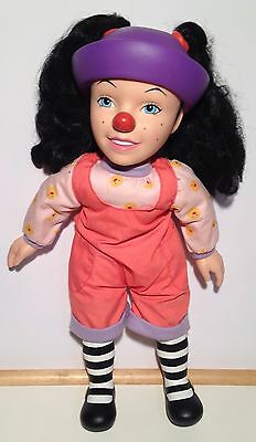Loonette Doll  The Big Comfy Couch Collectible !!!! Talking Doll