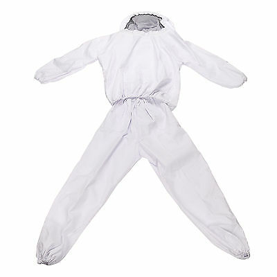 Beekeeping Smock Veil Cothes Bee Suit Hat With Gauze Protective Jacket & Pants