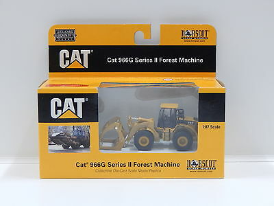 1:87 Cat 966G Series ll Forest Machine Norscot 55146