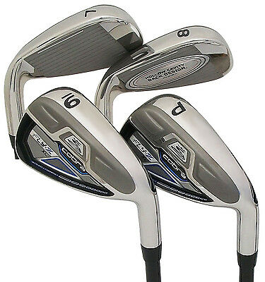 NEW Cobra Golf FLY-Z XL 7-PW Irons Graphite Regular
