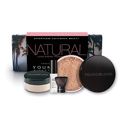 NEW Youngblood Loose Foundation Kit Honey from Celcius Skin & Beauty