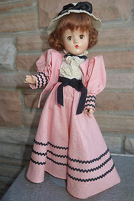Gibson Girl Portrait Series Effanbee Composition Doll All Original