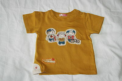 T-SHIRT Manches courtes BEBE GARCON 6 mois DPAM comme NEUF