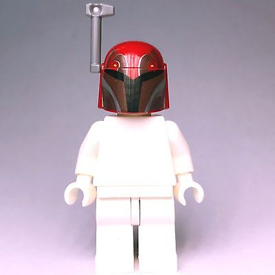 STAR WARS lego sabine wren's MANDALORIAN HELMET rebels GENUINE new 75106 parts