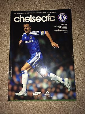 Chelsea FC 2011/12 yearbook