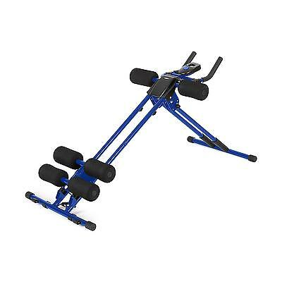 Klarfit Abs Crunching Excercise Core Fitness 4 Level Fold Home Gym Fat Burn