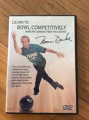 Norm Duke learn to bowl competitively DVD