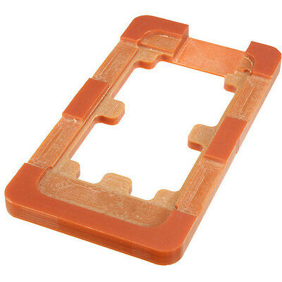 UV Loca Glue LCD Outer Glass Lens Alignment Mold Repair For iPhone 5 5S 5C