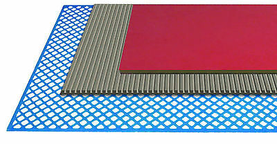 Plastic Ply - Floor Tiling Underlay 1.2m² = 4 Sheets, Alternative to Plywood.
