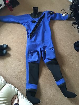Otter Brittanic Dry Suit