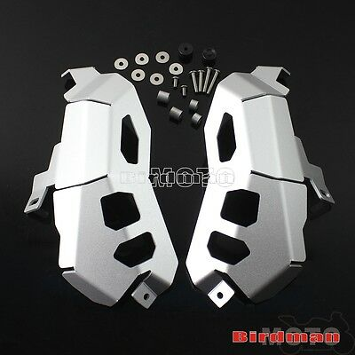 Motorcycle Cylinder Head Engine Guards Protector Cover For BMW R1200GS ADV 13-17