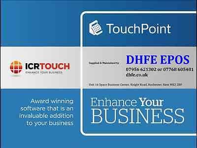 ICR Touch Touch Point  EPOS Programming Service