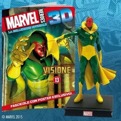 MARVEL HEROES 3D VOL 13 Visione .PANINI CENTAURIA