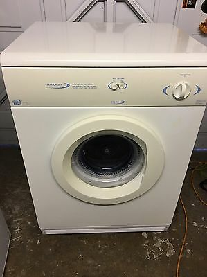 White Knight 6KG Vented Tumble Dryer GWO