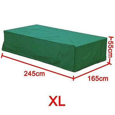 Xl Waterproof Garden Patio Furniture Set Cover Covers Square Bench Cube Outdoor