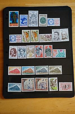France stamp collection