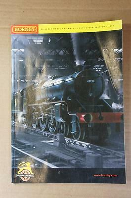 OO gauge Hornby 49th edition 100 page 2003 catalogue