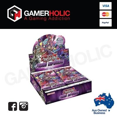 YuGiOh Fusion Enforcers Booster Box 24 Packs Sealed Booster Box IN STOCK