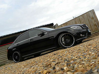 "Mercedes C63 Amg 6.3 7G-Tronic - 19"" Alloys - Low Mileage"