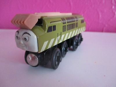 Wooden (Brio) Magnetic Diesel 10 Train From Thomas The Tank