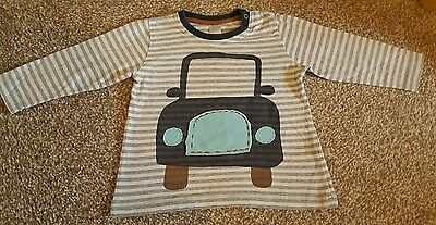 Boys 12-18 months Next Car Top