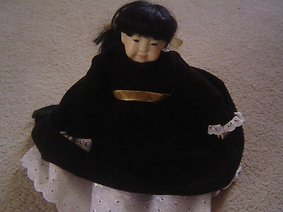 Oriental / Chinese / Asian Porcelain Doll