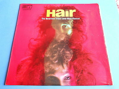 Soundtrack Hair - The American Tribal Love - Rock Musical
