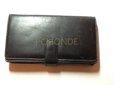 Leather Case for Psion Series 5/5mx - VGC