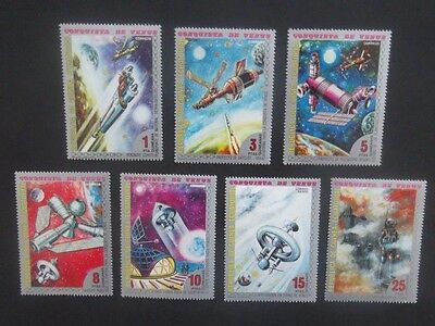 Equatorial Guinea-1973-Space/Venus/Astronauts-Full set-MNH