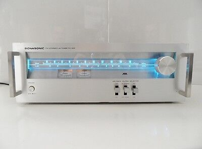 "Recepteur Radio Tuner Vintage Am/fm Stereo ""donasonic Th-400"" Receiver"