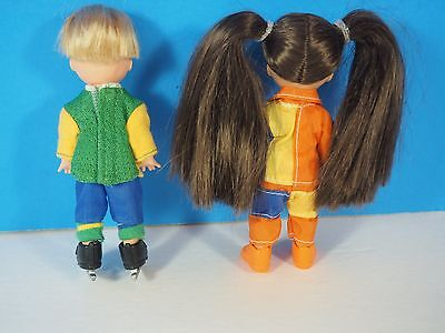Kelly and Tommy Olympic Dolls
