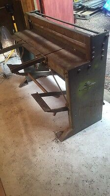 edwards 4ft guillotine