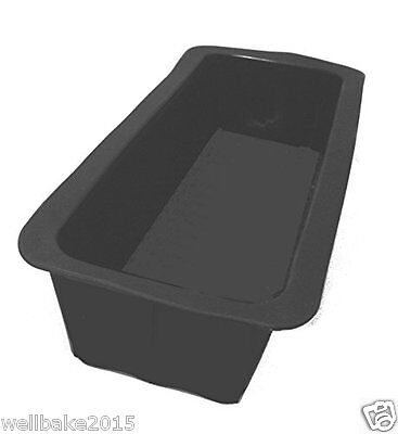Extra Large 3lb Silicone Loaf Pan, 29.5cm x 11cm x 6.5cm.