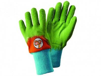 Gruffalo Mouse Children's Garden Gloves - ONE SIZE AGE 3-6YEARS