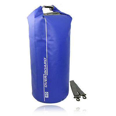 Over Board Dry Blue Outdoors Hiking Waterproof Tube Bag Case Holder 40L