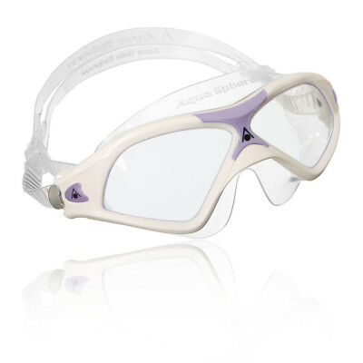 Aqua Sphere Seal XP 2 Lady Womens White UN Protection Swimming Goggles