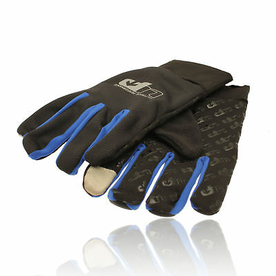 Ultimate Performance Ultimate Unisex Black Winter Warm Running Gloves