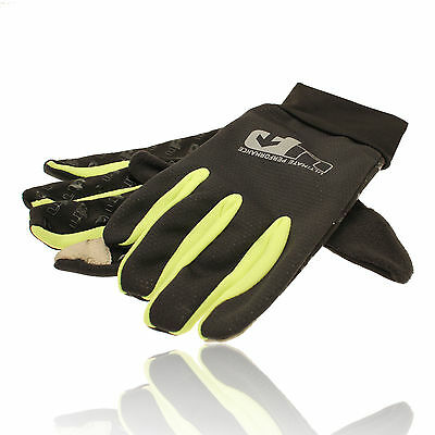 Ultimate Performance Unisex Black Winter Warm Running Sports Gloves