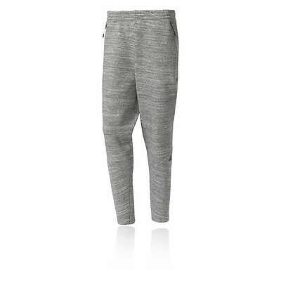 Adidas ZNE Roadtr Mens Grey Athletic Outdoors Running Long Bottoms Pants