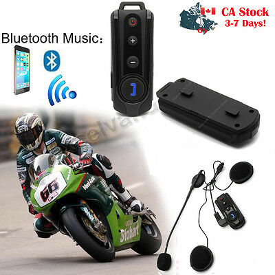 1000m BT Motorcycle Helmet Bluetooth Wireless Headset Intercom GPS For iPhone 7
