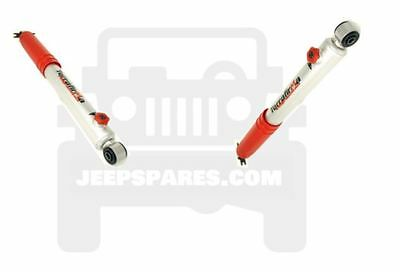 TF1123 x2 TERRAFIRMA 4 STAGE ADJUSTABLE SHOCK ABSORBER JEEP WRANGLER JK REAR
