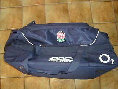 Player Issue England Rugby Canterbury Mercury TCR Large Carryall Shoulder Bag