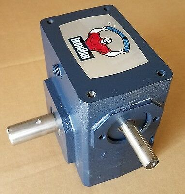 New Ironman Gear Reducer   /   Grl-B821-30-L   30:1 Ratio