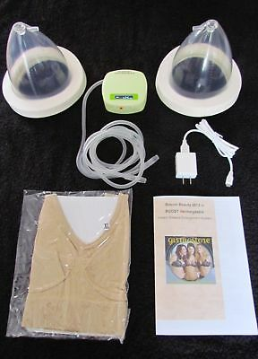 Bosom Beauty Boost brava style bigger breasts enlargement enhancement system