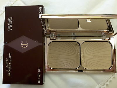 Illuminante Charlotte Tilbury film star bronze and glow (sculp and highlighting)