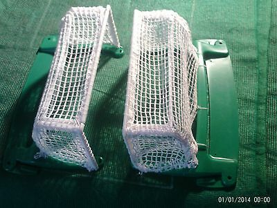 Subbuteo Accessories - Goals with back bar