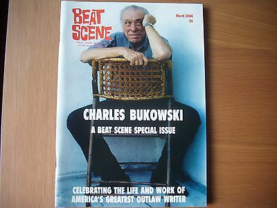 charles bukowski a beat scene special issue march 2004