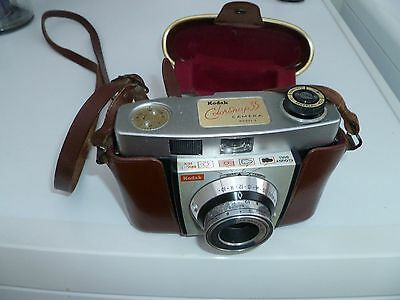 Kodak Colorsnap 35 Model 2 - 1964 35mm Camera - Case/vgc