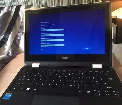 """Acer Aspire R11 11.6"""" 500GB Touchscreen Laptop/Tablet"""