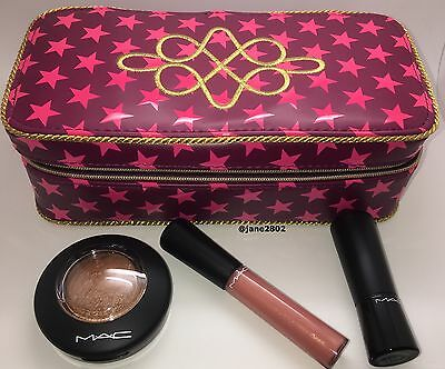 MAC Limited Edition Nutcracker Sweet Nude Mineralize kit Set New And Boxed